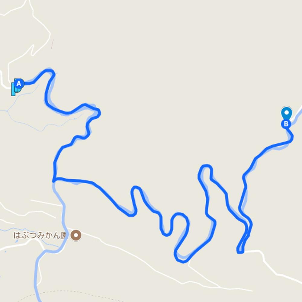 コースマップ① A~Bロード