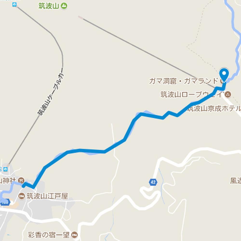 コースマップ④ トレイル