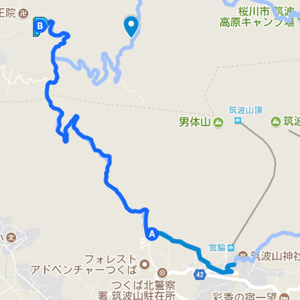 コースマップ⑤ ロード
